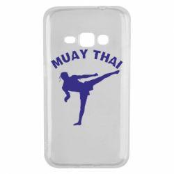 Чохол для Samsung J1 2016 Muay Thai
