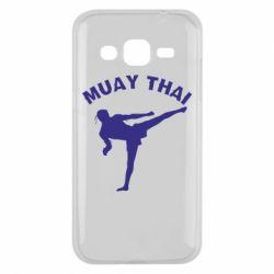 Чохол для Samsung J2 2015 Muay Thai