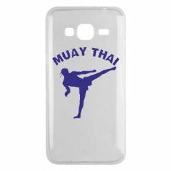 Чохол для Samsung J3 2016 Muay Thai
