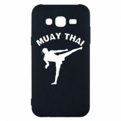Чохол для Samsung J5 2015 Muay Thai