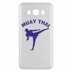 Чохол для Samsung J5 2016 Muay Thai