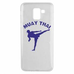 Чохол для Samsung J6 Muay Thai