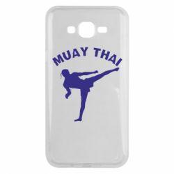 Чохол для Samsung J7 2015 Muay Thai