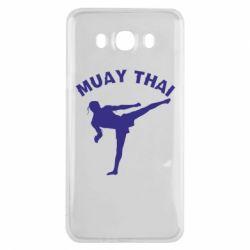 Чохол для Samsung J7 2016 Muay Thai