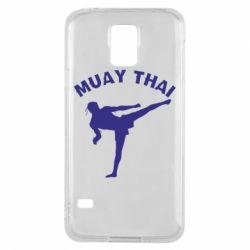 Чохол для Samsung S5 Muay Thai