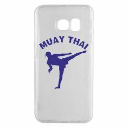 Чохол для Samsung S6 EDGE Muay Thai