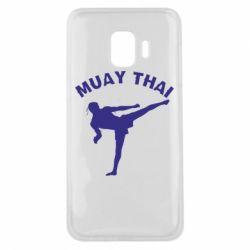 Чохол для Samsung J2 Core Muay Thai
