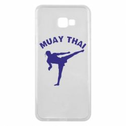 Чехол для Samsung J4 Plus 2018 Muay Thai