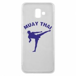 Чехол для Samsung J6 Plus 2018 Muay Thai