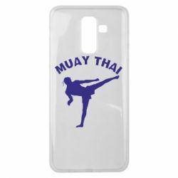 Чохол для Samsung J8 2018 Muay Thai