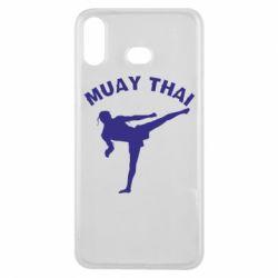 Чохол для Samsung A6s Muay Thai