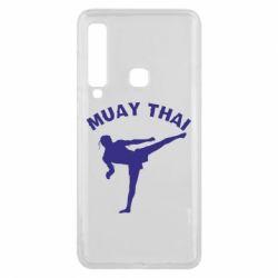 Чохол для Samsung A9 2018 Muay Thai
