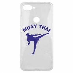 Чохол для Xiaomi Mi8 Lite Muay Thai