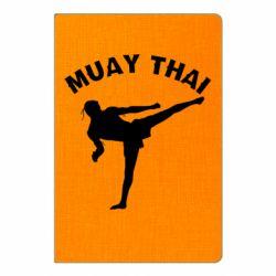 Блокнот А5 Muay Thai