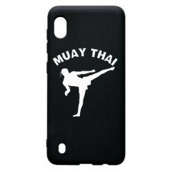 Чохол для Samsung A10 Muay Thai