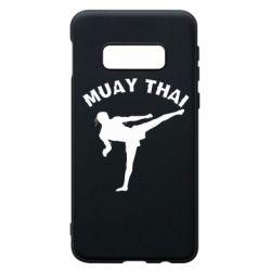 Чохол для Samsung S10e Muay Thai