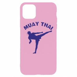 Чехол для iPhone 11 Muay Thai