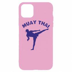 Чохол для iPhone 11 Muay Thai