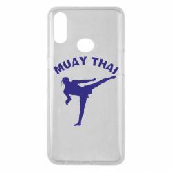 Чохол для Samsung A10s Muay Thai