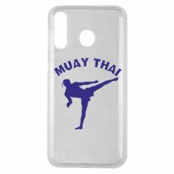 Чохол для Samsung M30 Muay Thai