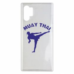 Чохол для Samsung Note 10 Plus Muay Thai