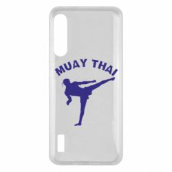 Чохол для Xiaomi Mi A3 Muay Thai