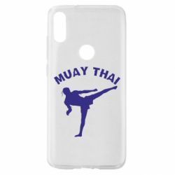 Чехол для Xiaomi Mi Play Muay Thai