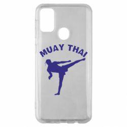 Чохол для Samsung M30s Muay Thai