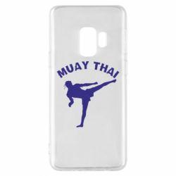 Чохол для Samsung S9 Muay Thai