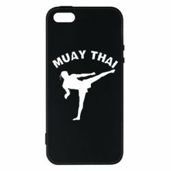 Чехол для iPhone5/5S/SE Muay Thai