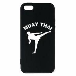 Чохол для iphone 5/5S/SE Muay Thai