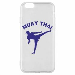 Чехол для iPhone 6/6S Muay Thai