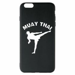 Чехол для iPhone 6 Plus/6S Plus Muay Thai