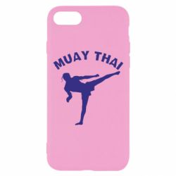 Чехол для iPhone 8 Muay Thai