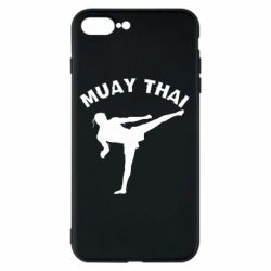 Чехол для iPhone 8 Plus Muay Thai