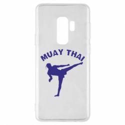 Чохол для Samsung S9+ Muay Thai