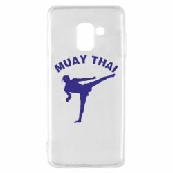 Чохол для Samsung A8 2018 Muay Thai