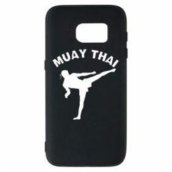 Чохол для Samsung S7 Muay Thai