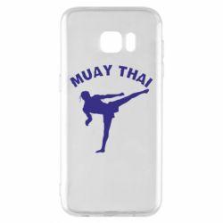 Чохол для Samsung S7 EDGE Muay Thai