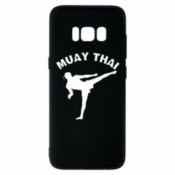 Чохол для Samsung S8 Muay Thai