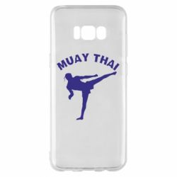 Чохол для Samsung S8+ Muay Thai