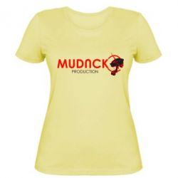 Женская Mudnck Production