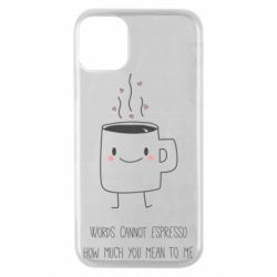 Чохол для iPhone 11 Pro Mug smile