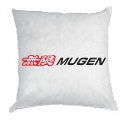 Подушка Mugen Logo - FatLine