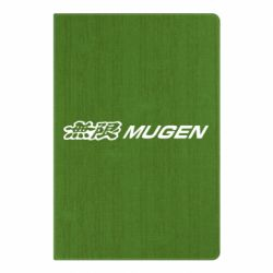 Блокнот А5 Mugen Logo