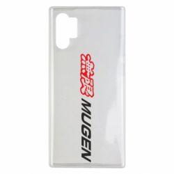 Чохол для Samsung Note 10 Plus Mugen Logo