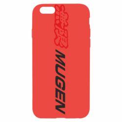 Чохол для iPhone 6/6S Mugen Logo