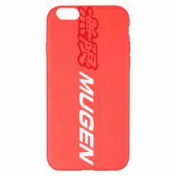 Чохол для iPhone 6 Plus/6S Plus Mugen Logo
