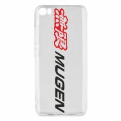 Чехол для Xiaomi Mi5/Mi5 Pro Mugen Logo