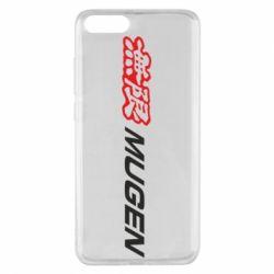 Чехол для Xiaomi Mi Note 3 Mugen Logo